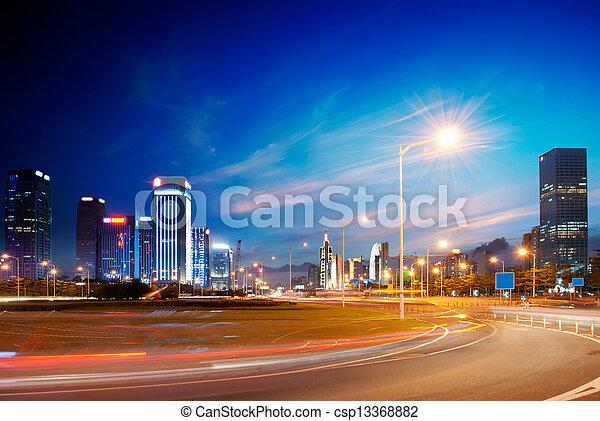 város - csp13368882