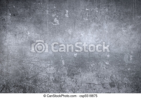 vägg, grunge - csp5518875
