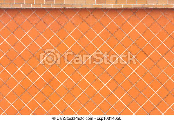 vägg, tegelsten, gammal, bakgrund, struktur - csp10814650