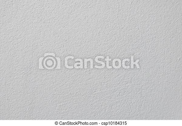 vägg, vit, struktur - csp10184315