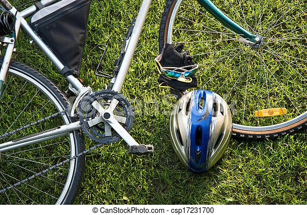 vélo - csp17231700