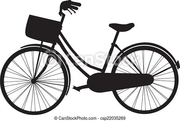 vélo - csp22035269