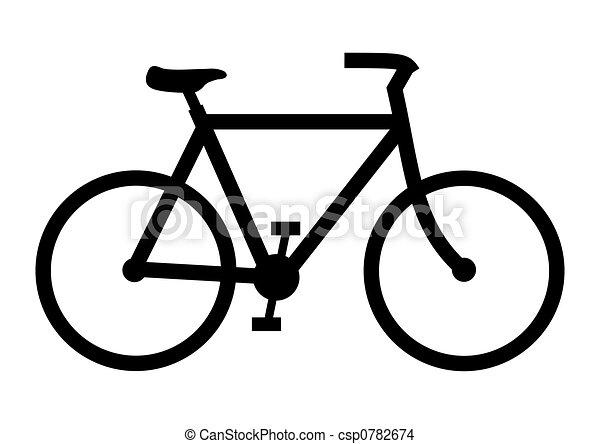 vélo - csp0782674