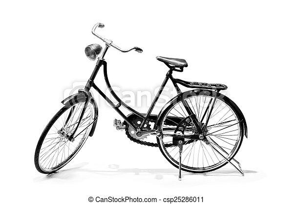 vélo - csp25286011