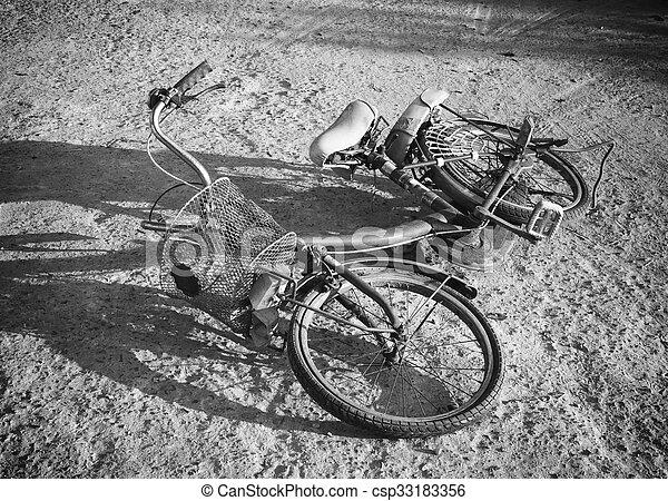 vélo - csp33183356