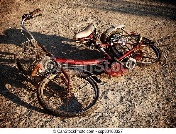vélo - csp33183327