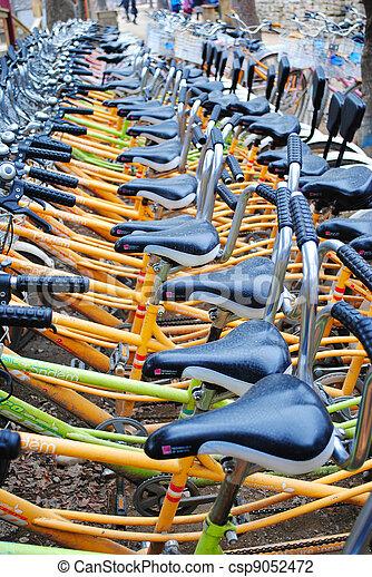 vélo - csp9052472