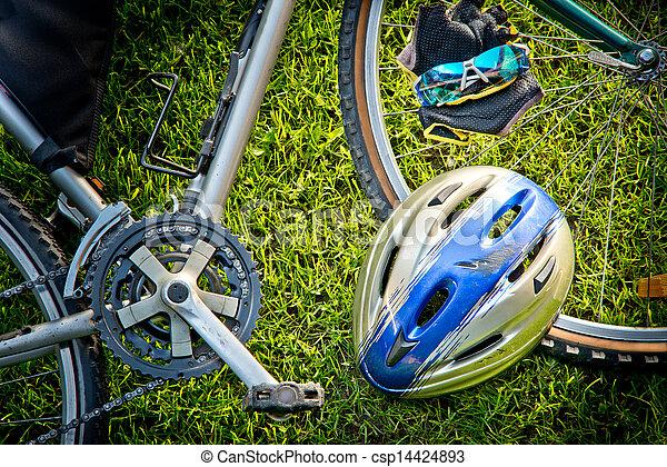 vélo - csp14424893