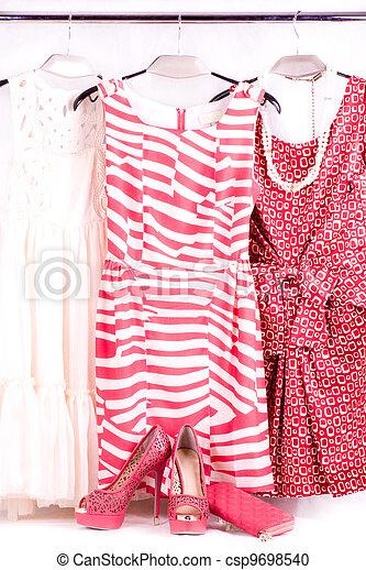 vêtements, chaussures, accessoires - csp9698540