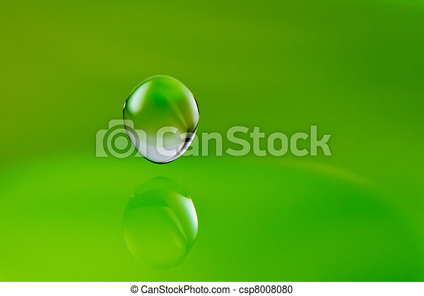 víz, esés, csepp - csp8008080