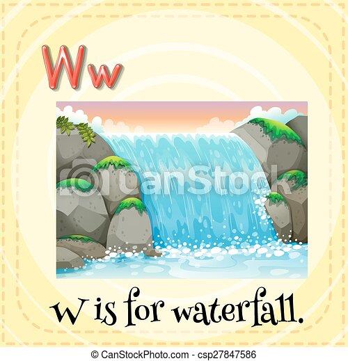 vízesés - csp27847586