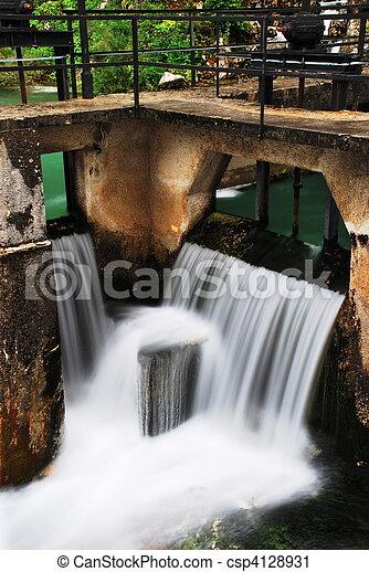 vízesés - csp4128931