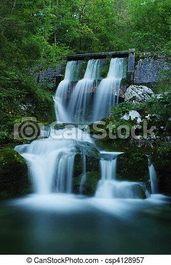 vízesés - csp4128957