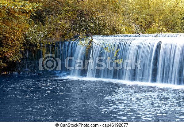 vízesés - csp46192077