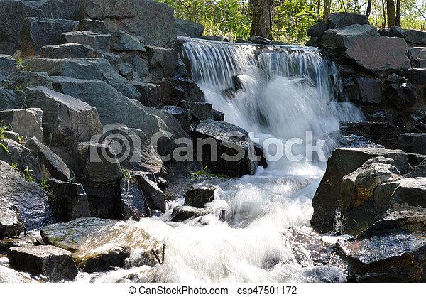 vízesés - csp47501172