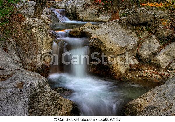 vízesés - csp6897137