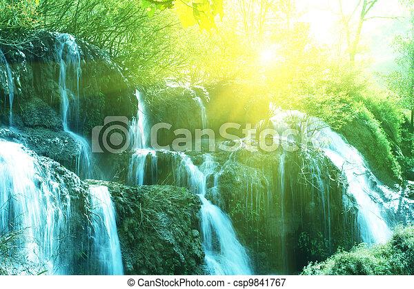 vízesés - csp9841767
