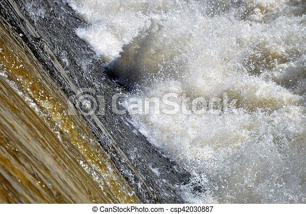 vízesés - csp42030887
