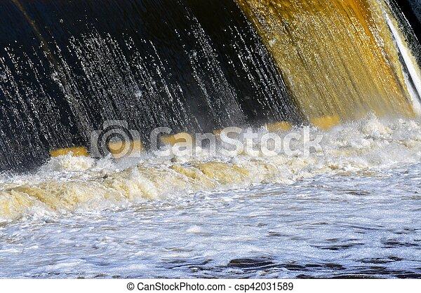 vízesés - csp42031589
