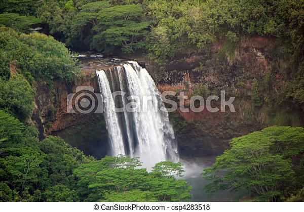 vízesés - csp4283518