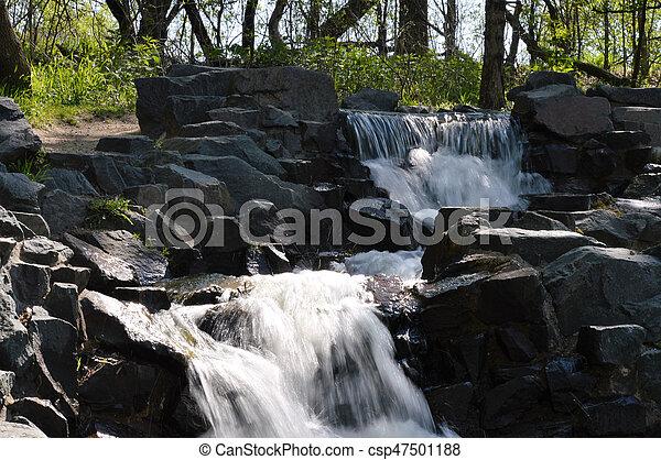 vízesés - csp47501188