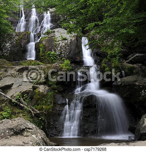 vízesés - csp7179268