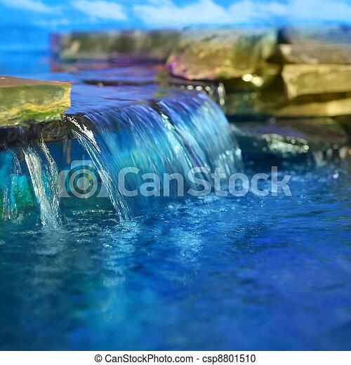 vízesés - csp8801510