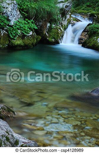 vízesés - csp4128989