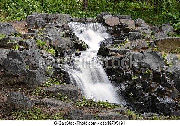vízesés - csp49735191