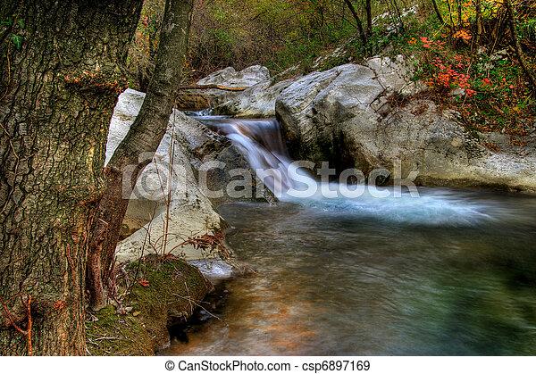 vízesés - csp6897169