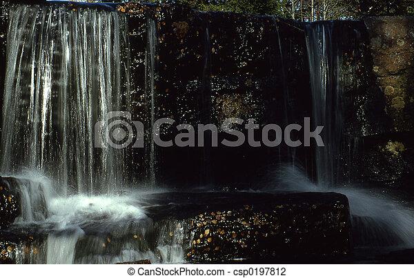 vízesés - csp0197812