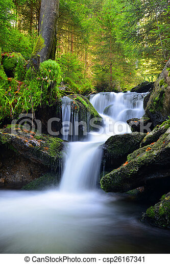 vízesés - csp26167341