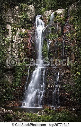 vízesés - csp26771342