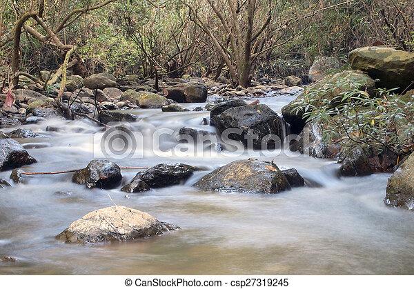 vízesés - csp27319245