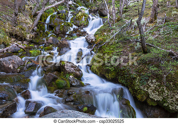 vízesés - csp33025525