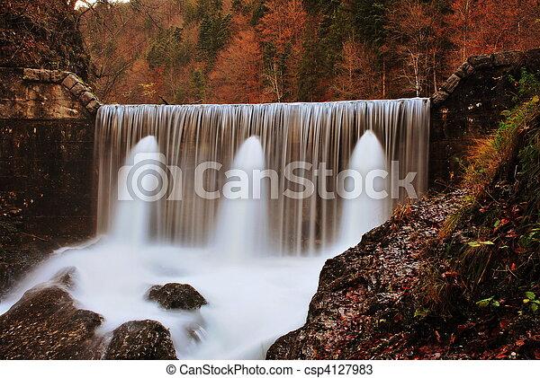 vízesés - csp4127983
