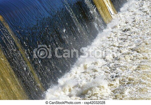 vízesés - csp42032028