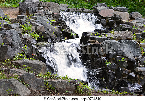 vízesés - csp49734840