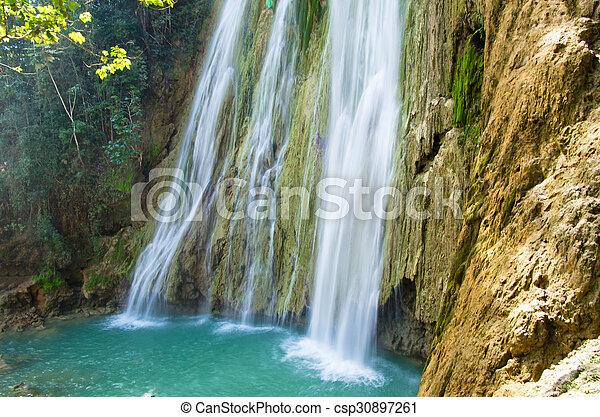 vízesés - csp30897261