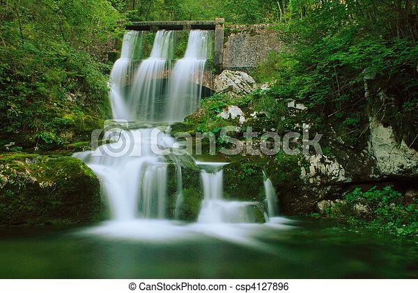 vízesés - csp4127896