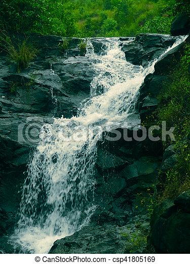 vízesés - csp41805169