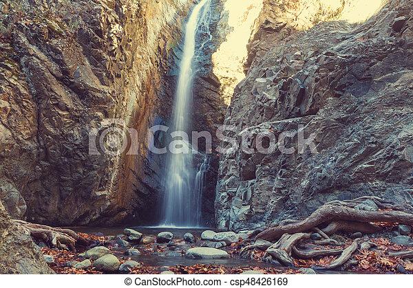 vízesés - csp48426169