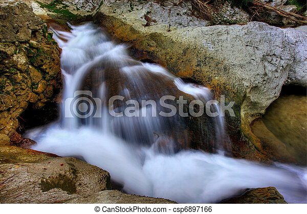 vízesés - csp6897166