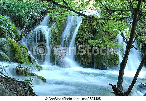 vízesés - csp0524485