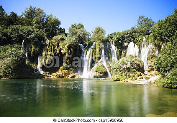 vízesés - csp15928950