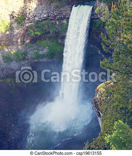 vízesés - csp19613155