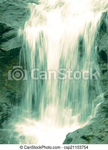 vízesés - csp21103754