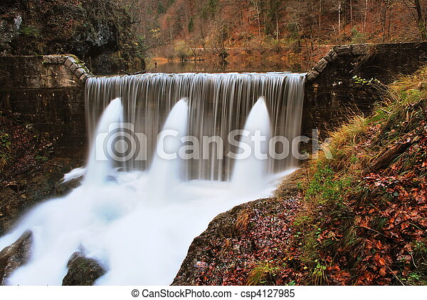 vízesés - csp4127985