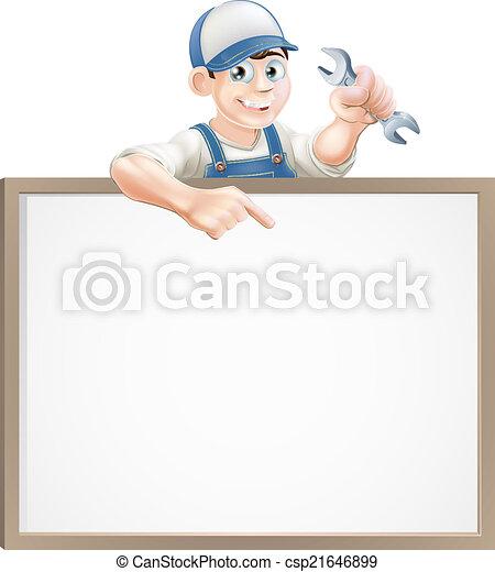vízvezeték szerelő, vagy, szerelő, aláír - csp21646899