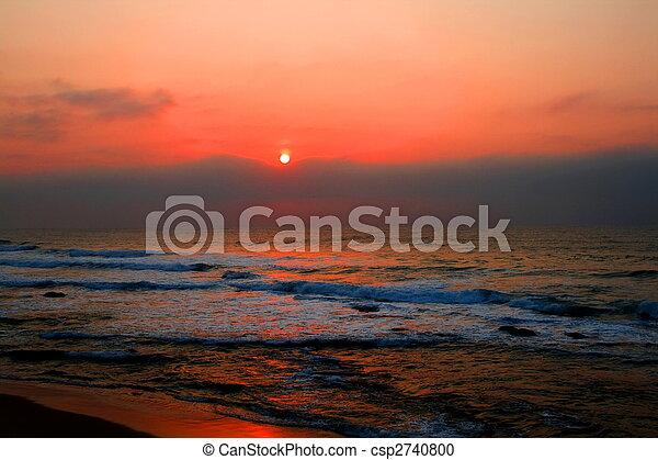 východ slunce - csp2740800